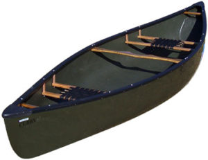 Bear Creek Cubby Canoe