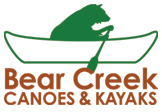 Bear Creek Canoes & Kayaks